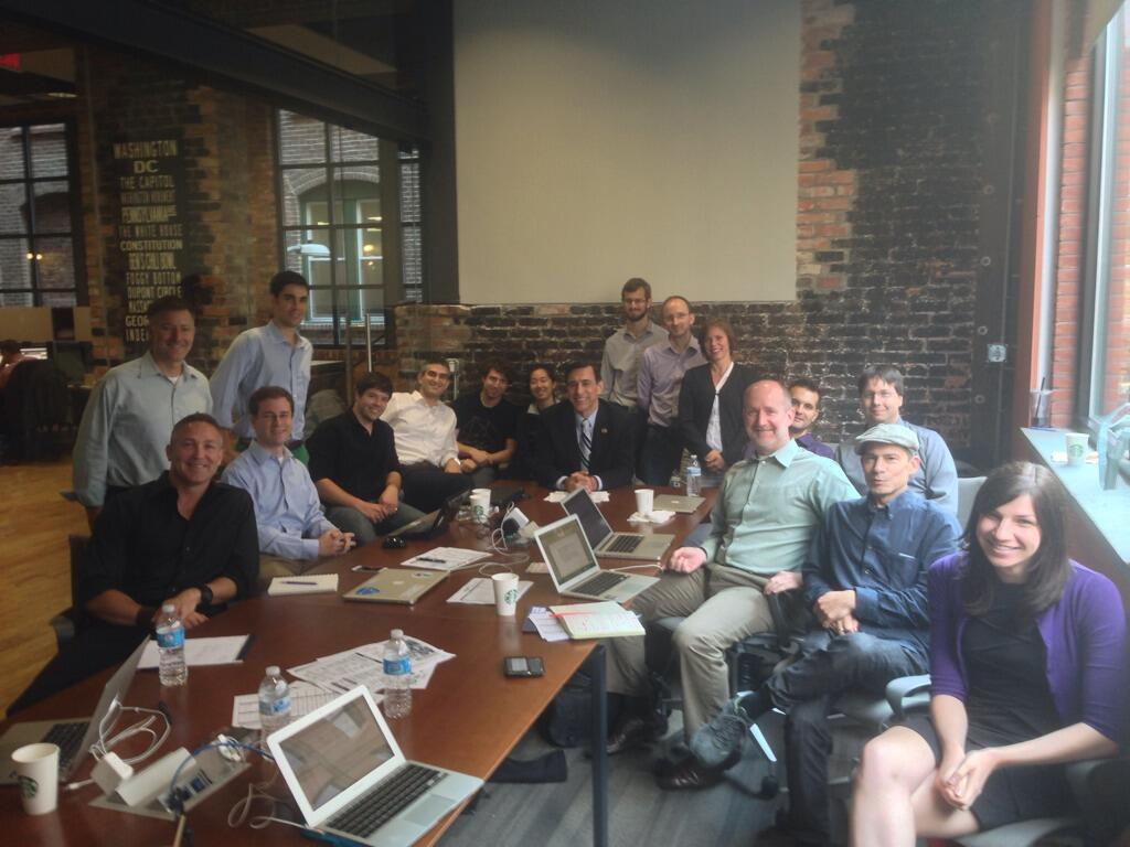 opengov group photo at fastcase
