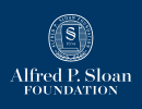 Logo for the Alfred P. Sloan Foundation.