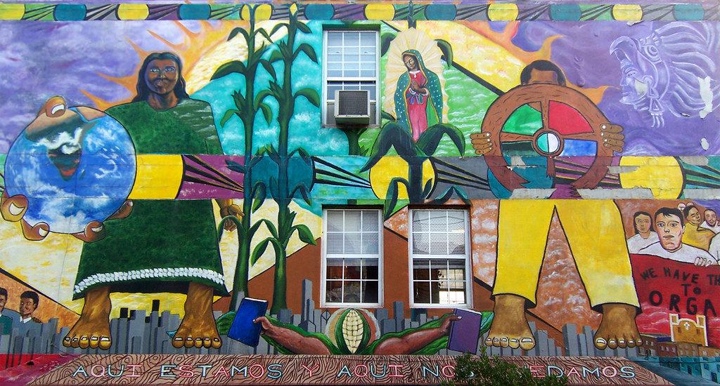 Pilsen Mural 16, Chicago