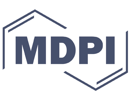 Logo for MDPI, scholarly open access publishing.