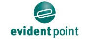 Logo for Evident Point.