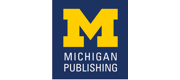 Logo for Michigan Publishing