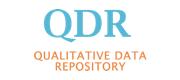 Logo for the Qualitative Data Repository.