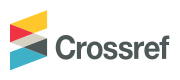 Logo for Crossref.