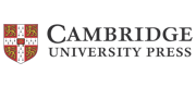 Logo for Cambridge University Press.