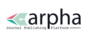 Logo for ARPHA.