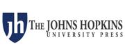 Logo for Johns Hopkins University Press.