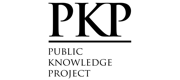 Logo for the Public Knowledge Project.