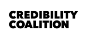 Logo for the Credibility Coalition.