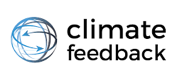 Logo for Climate Feedback.