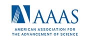 Logo for American Association for the Advancement of Science.