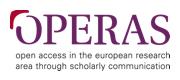 Logo for OPERAS.