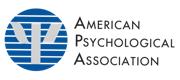 Logo for the American Psychological Association.