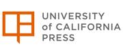Logo and wordmark for University of California Press.