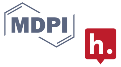 Logos for MDPI and Hypothesis.