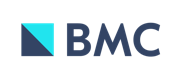 Logo for BMC.