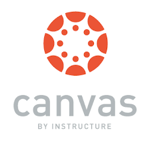 Logo for Instructure Canvas.