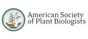 Logo for the American Society of Plant Biologists (ASPB).