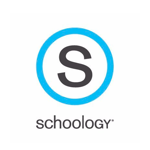 Logo for Schoology.