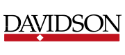 Logo for Davidson College.