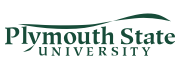 Green logo and wordmark for Plymouth State University.