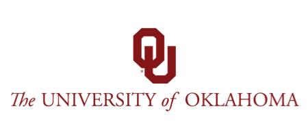 Logo: OU, The University of Oklahoma