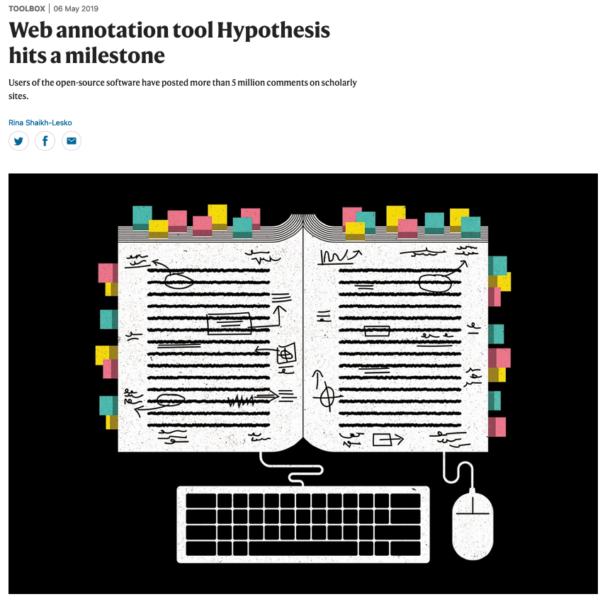 Screenshot of the article.
